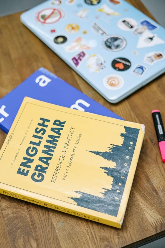 9 Basic English Grammar functions